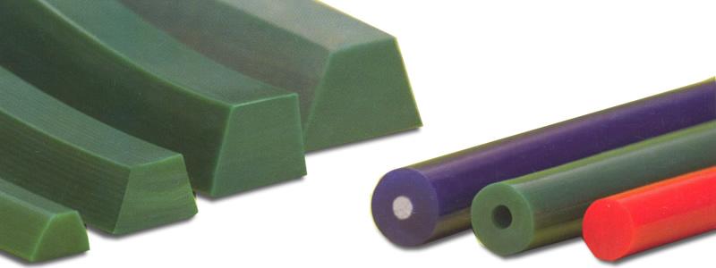 Correas y perfiles poliuretano termosoldable