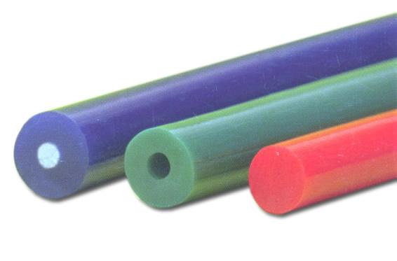 Correas y perfiles en poliuretano termosoldable